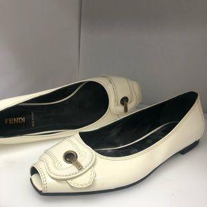 Fendi Flats ladies euro 37.5